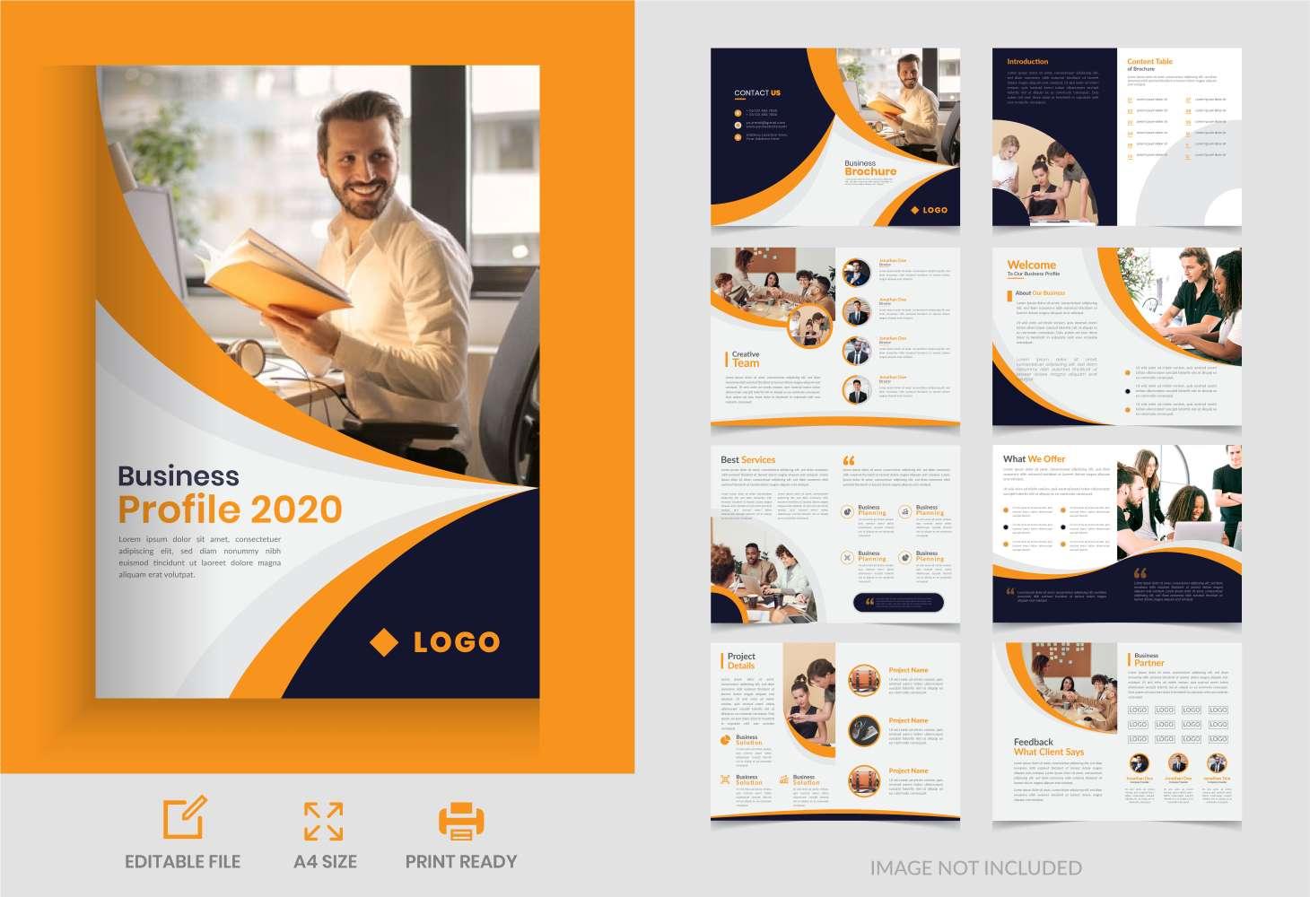 Brochure Design - Bgrafio