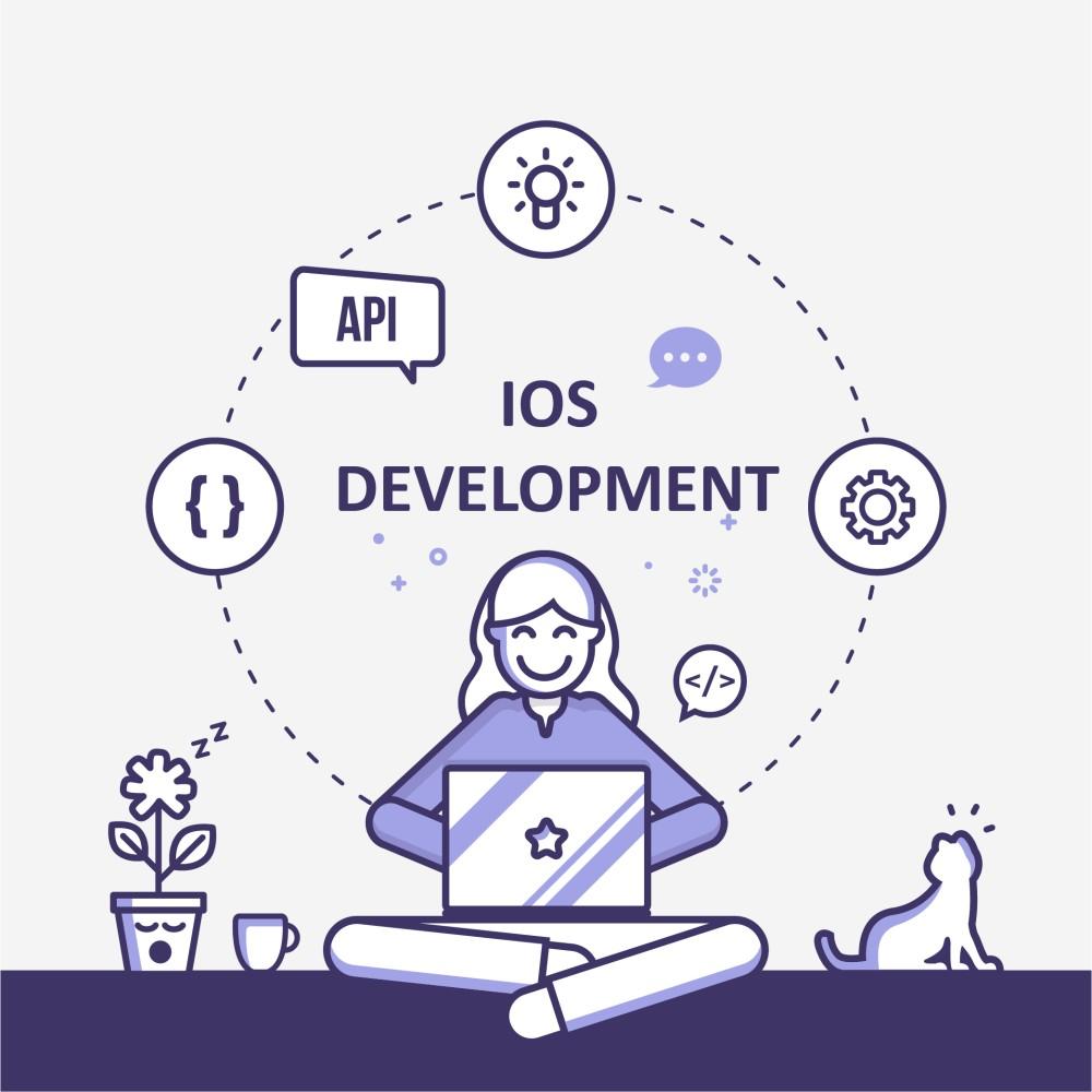 IOS App Development Bgrafio