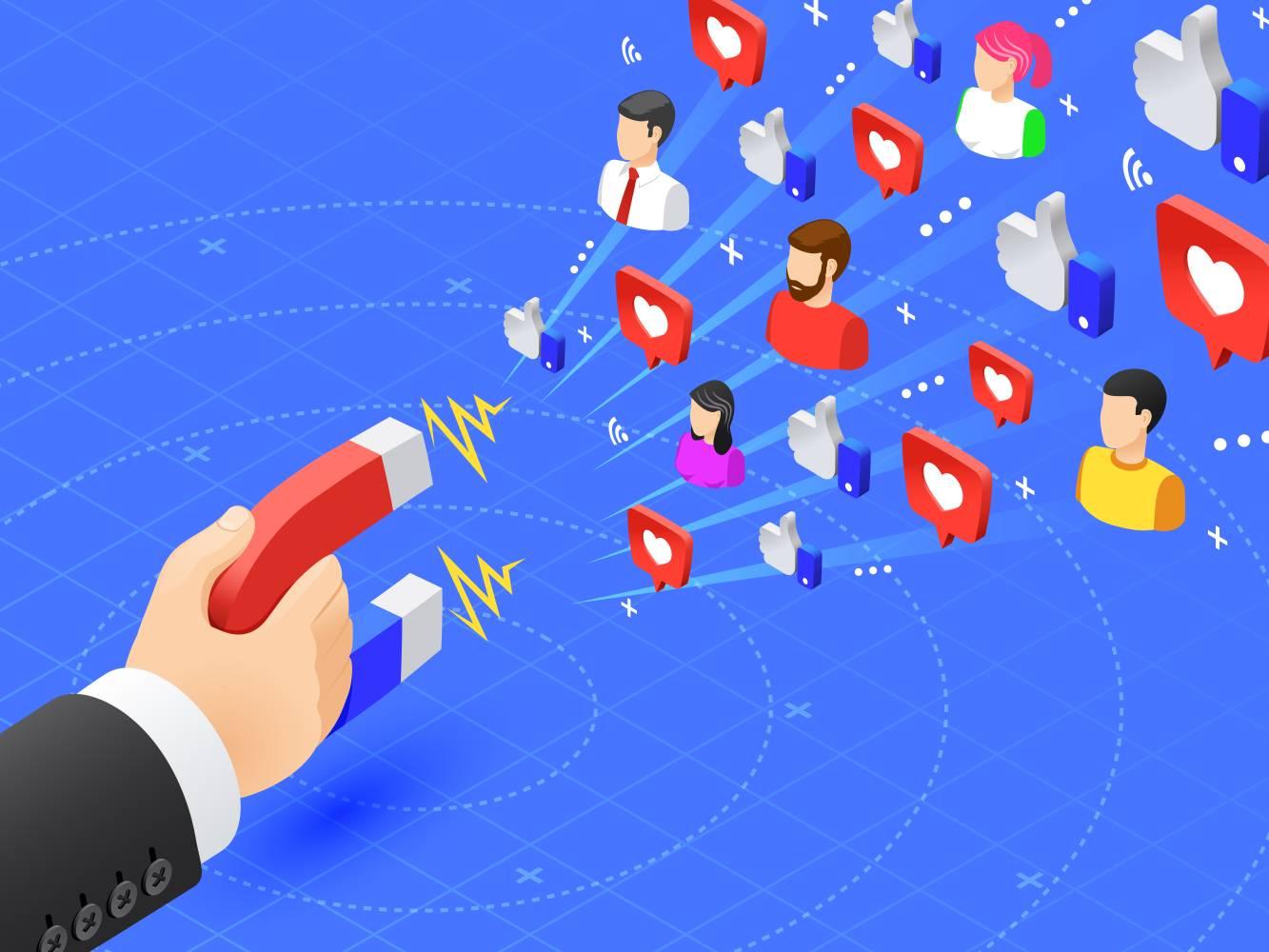 Social Media Marketing Bgrafio